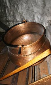 Käseherstellung (Bildquelle: Katharina Wieland-Müller, Pixelio)